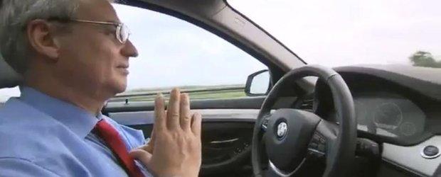 Masina fara sofer de la BMW - viitorul autoturismelor este scris