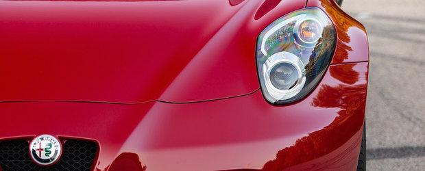 Masina italiana cu motor central este pur si simplu impecabila. Are doar 3.200 de km la bord si se vinde cu...