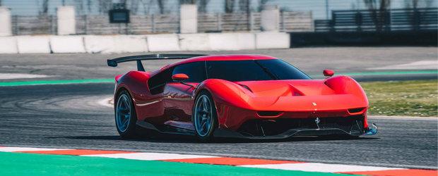 Masina la care Ferrari lucreaza din 2015 a debutat oficial. Doar o singura persoana o va putea avea