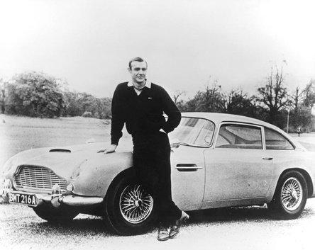 Masina lui 007 la vanzare cu 4.8 milioane de Euro!