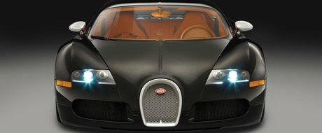 Masina lui ar fi trebuit sa semene cu acest Bugatti. Cum arata dupa ce proprietarul a bagat zeci de mii de dolari in tuning
