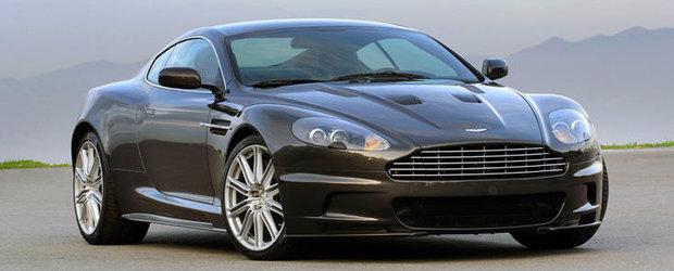 Masina lui James Bond va fi scoasa la licitatie