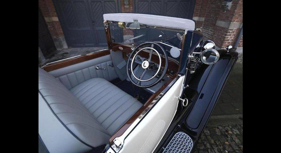 Masina lui Nicolae Titulescu este de vanzare pentru 500.000 de Euro