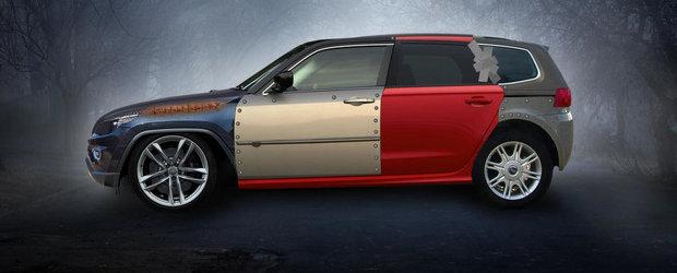 Masina pe care nu o vrea nimeni are motor de BMW M5 si suspensie de Audi RS6