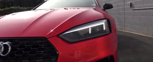Masina pe care toti fanii Audi o asteptau: Primele exemplare au ajuns pe strazi!