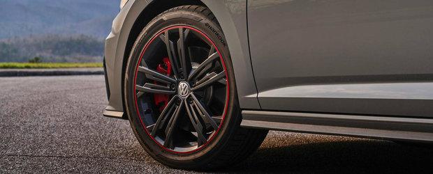 Masina pe care Volkswagen nu vrea s-o vanda nimanui din Europa. Are motor de Golf GTI si frane de Golf R