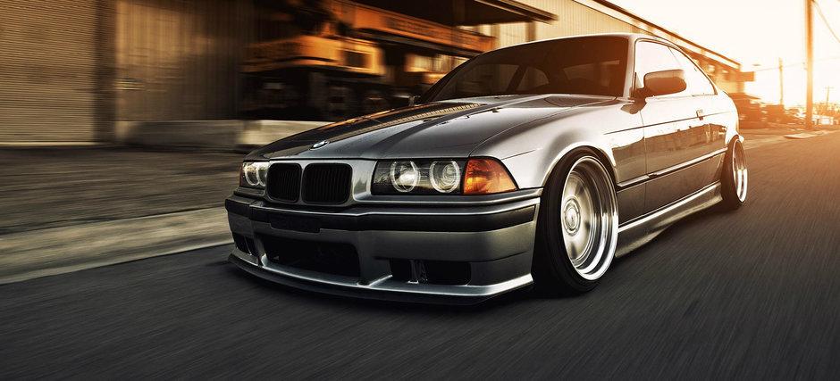 Masina second-hand a saptamanii: BMW Seria 3 E36 (1990-2000)