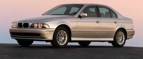 Masina second-hand a saptamanii: BMW Seria 5 E39 (1995-2003)