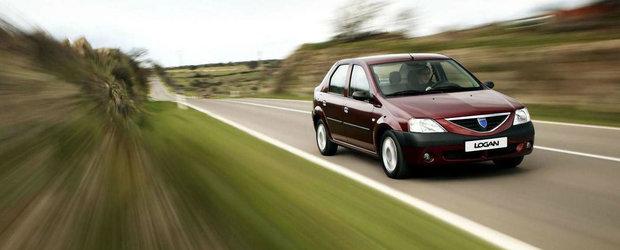 Masina second-hand a saptamanii: Dacia Logan 1 (2004-2012)