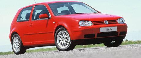 Masina second-hand a saptamanii: Volkswagen Golf Mk 4 (1997-2006)