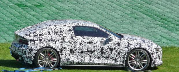 Masina secreta Audi - concept Anniversario, si se renaste legenda Quattro...