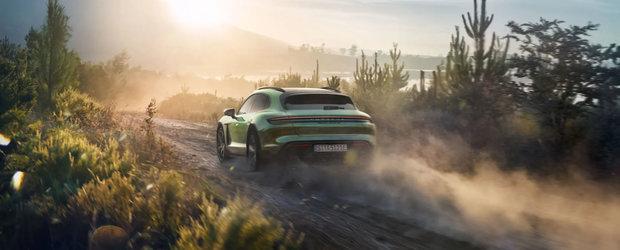 Masina testata aproape un milion de kilometri inainte de a fi lansata pe piata a debutat oficial. Galerie foto completa