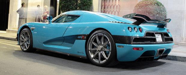 Masina zilei: Koenigsegg CCXR Special Edition