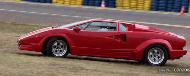 Masina zilei: Lamborghini Countach 25th Anniversary
