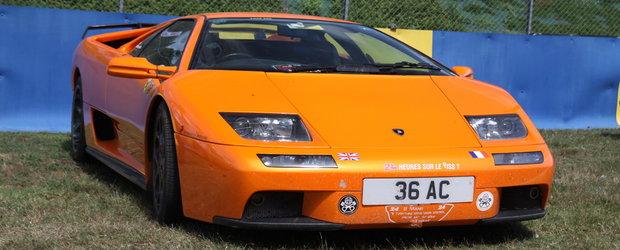 Masini clasice de exceptie - Lamborghini Diablo VT Le Mans