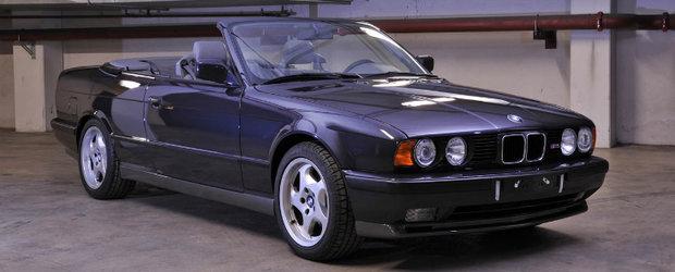 Masini cu sigla M de la BMW care nu au ajuns in productia de serie
