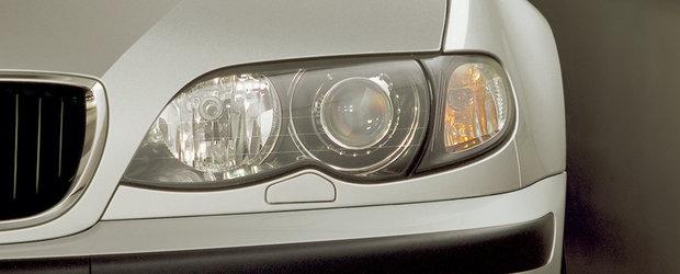 Masini de lux confiscate de ANAF, scoase la vanzare pentru preturi de nimic. Un BMW Seria 3 costa doar 2.500 de euro