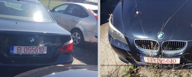 Masini de lux confiscate de ANAF, scoase la vanzare pentru preturi de nimic. Un BMW Seria 5 din 2007 costa doar 3.800 de euro