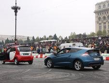 Masini ECO la Drift Grand Prix of Romania - o gura de aer curat pentru Palatul Parlamentului