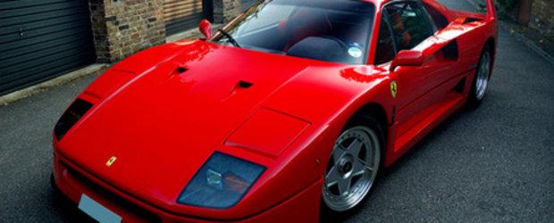 Masini legendare Ep. 1 - Ferrari F40
