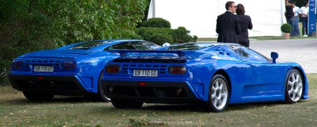 Masini legendare Ep. 10 - Bugatti EB110