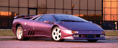 Masini legendare Ep. 12 - Lamborghini Diablo