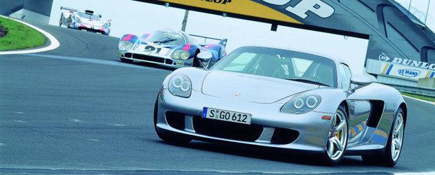 Masini legendare Ep. 13 - Porsche Carrera GT
