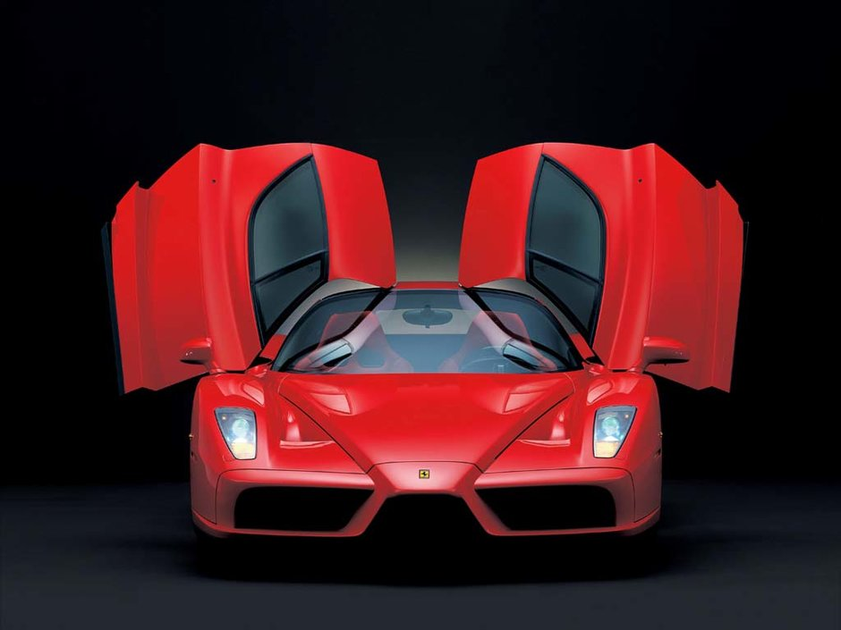 Masini legendare Ep. 14 - Enzo Ferrari