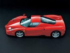 Accident cu Ferrari Enzo in Coreea de Sud