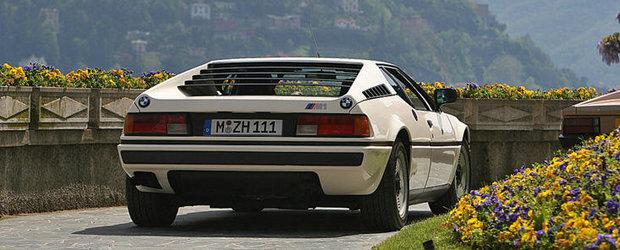 Masini legendare Ep. 17 - BMW M1