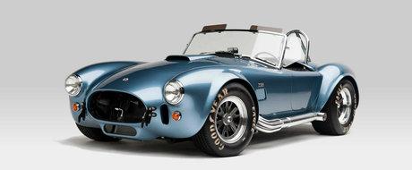 Masini legendare, ep. 20: AC Cobra, roadsterul englez cu motor american de 1000 cp in 1965