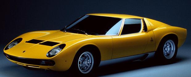 Masini legendare Ep. 8 - Lamborghini Miura