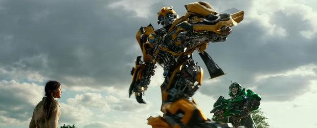 Masini tari, roboti si actiune cat incape. Toate acestea in noul trailer Transformers 5: The Last Knight