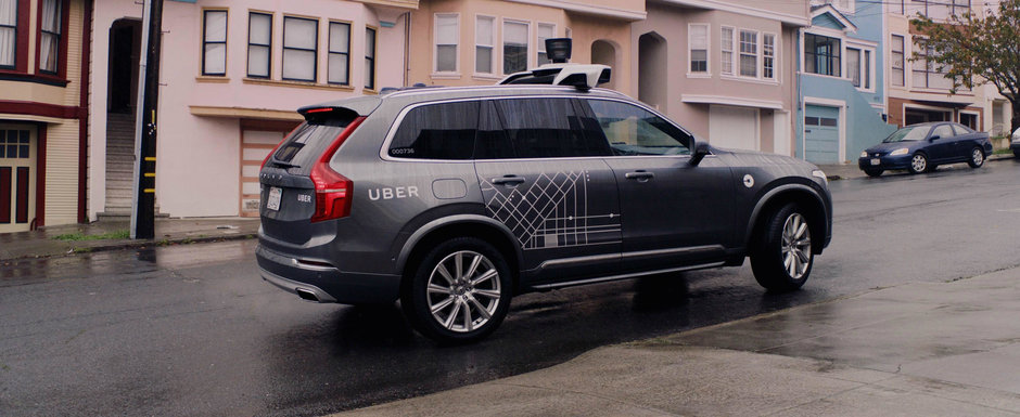 Masinile autonome fac prima victima. O femeie a murit dupa ce a fost lovita de un Volvo de la Uber