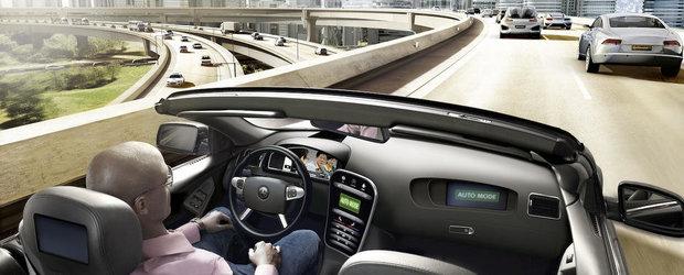 Masinile autonome, momentan doar asistate. Ce probleme are automobilul viitorului