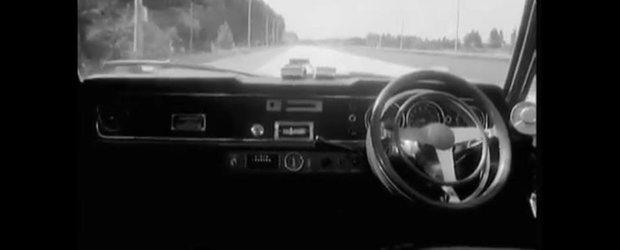 Masinile care se conduc singure dateaza inca din anii '70