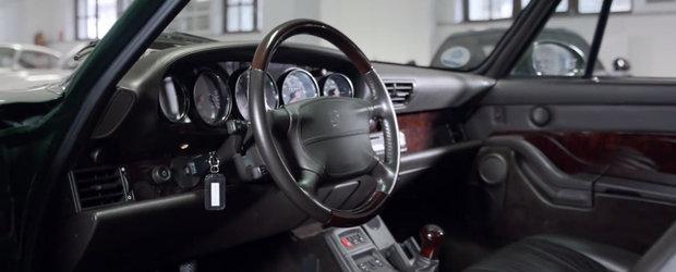 Masinile conduse de nepotul celui care a fondat compania Porsche. Unele au lemn la interior, altele dezvolta doar 70 CP