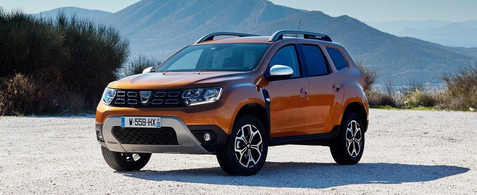 Masinile Dacia primesc o noua motorizare Turbo pe benzina. Uite aici ce putere dezvolta