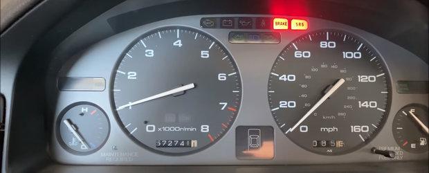 Masinile germane doar viseaza la ziua asta. Fa cunostinta cu japoneza care a parcurs 920.000 de kilometri cu ambreiajul original