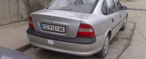 Masinile inmatriculate in Bulgaria ar putea circula numai 90 de zile pe an in Romania!