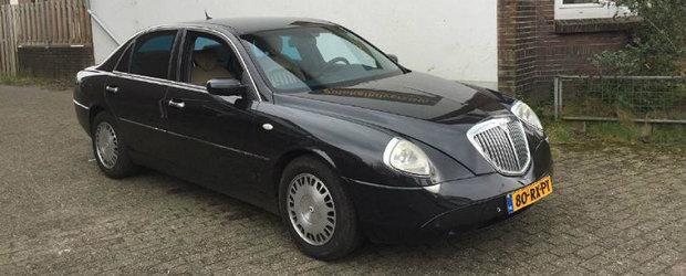 Masinile italiene sunt cele mai proaste, insa uneori mai ating si 359.506 kilometri. Precum aceasta Lancia, de exemplu.