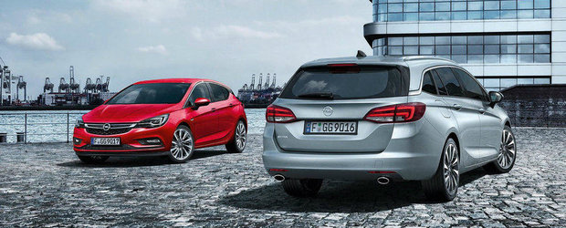 Masinile Opel, din nou, la mare cautare: vanzarile sunt in crestere