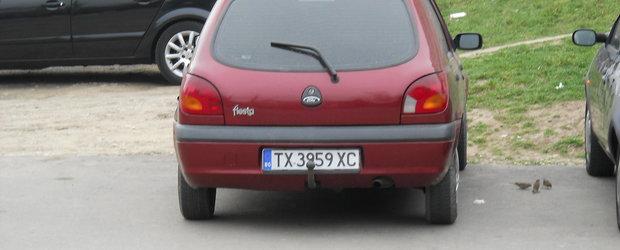 Masinile pe Bulgaria vor avea liber la circulatie doar 90 de zile in Romania!