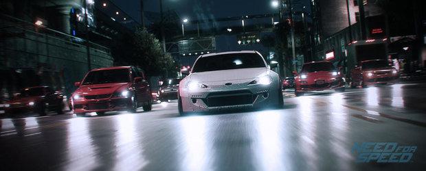 Masinile pe care le vei conduce in cel mai nou joc Need for Speed