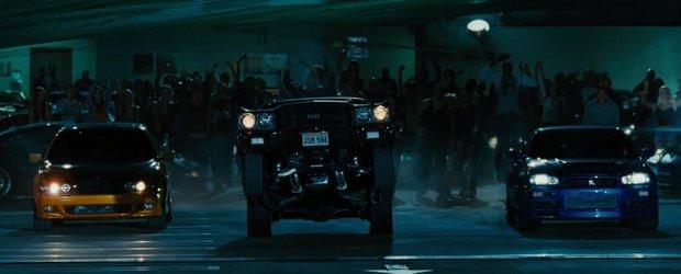 Masinile preferate ale actorilor din noul Fast and Furious