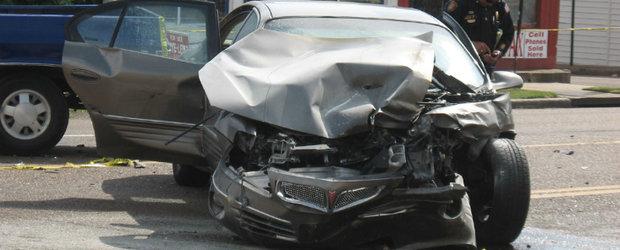 Masinile romanesti fara asigurare sunt pe locul 2 in clasamentul accidentelor din Anglia