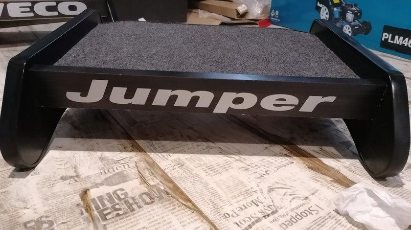 Masuta de bord din lemn Citroen Jumper