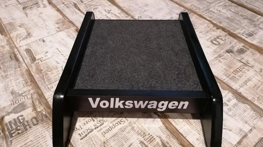 Masuta de bord din lemn VW