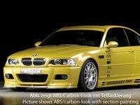 Matrita fibra de sticla bara fata RIEGER pt BMW E46 M3 look