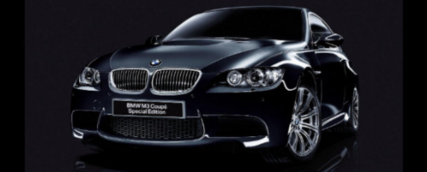 Matul e din nou la moda: BMW lanseaza M3 Matte Edition in China